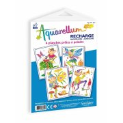 AQUARELLUM JUNIOR - Plansze - Elfy