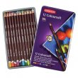DERWENT KREDKI COLOURSOFT 12 SZT.