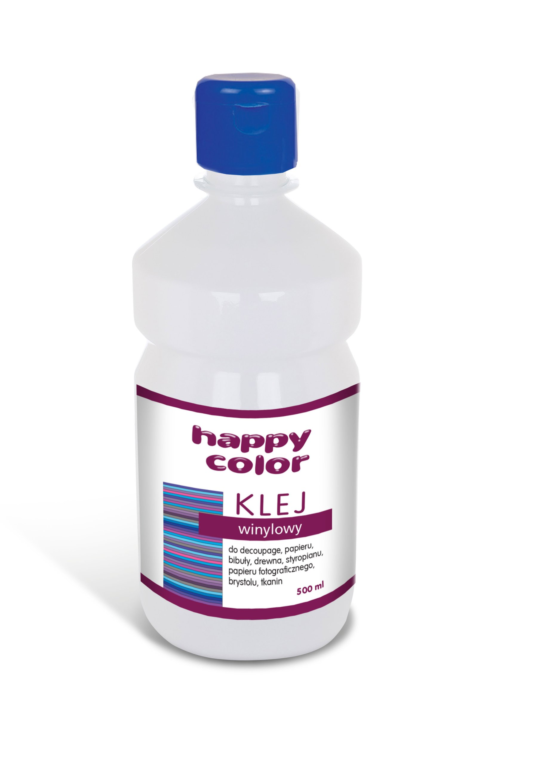 Happy Color Klej Winylowy 500ml.