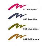 KURETAKE ZIG Clean Color Real Brush Deep Colours 4