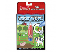 MELISSA&DOUG Water Wow! FARMA