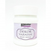 PENTART LAKIER DECOR SATYNOWY SILKY SHINE 230 ml