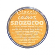 SNAZAROO Farba do twarzy 18 ml Bright Yellow