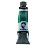 TALENS VAN GOGH OIL 40 ML 565 PHTHALO TURQUOISE BLUE
